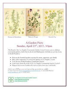 A_Garden_Party!