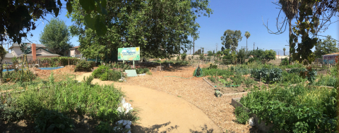 Visit La Madera Community Garden