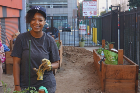 Meet Spring Street Community Garden!